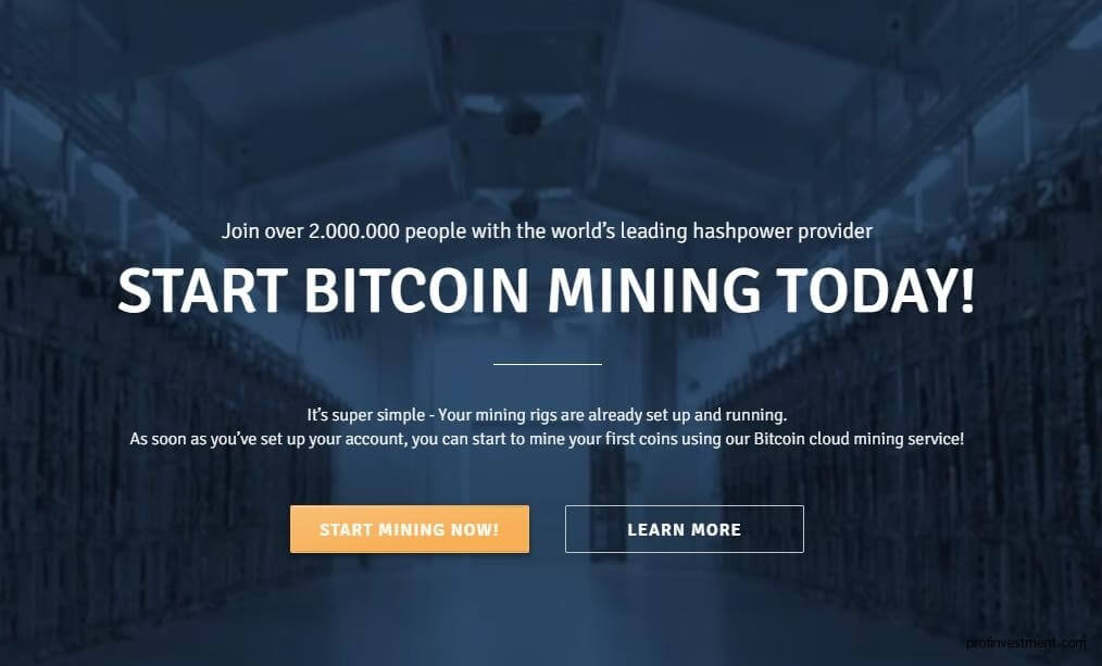 cloud mining cryptocurrency Genesis Mining