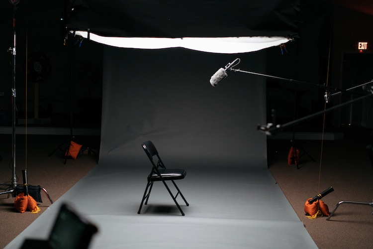 building a photography studio