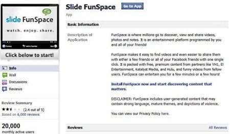 Slide FunSpace